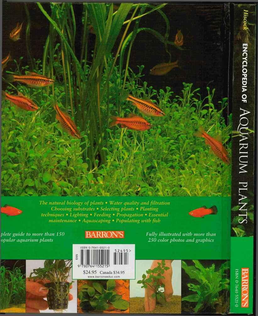 Acknowledgments - Aquarium Plants - gibell Aquarium Society